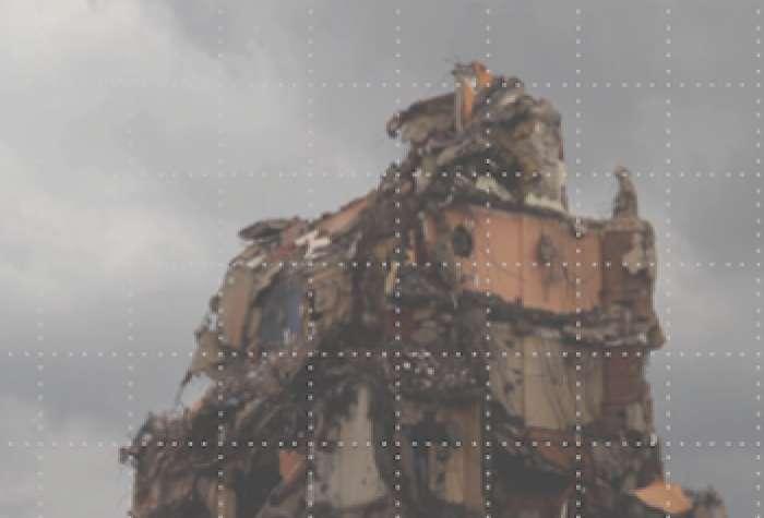 Cityscape: Ruins of the Present 2017